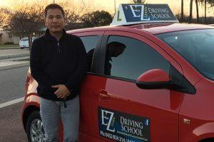 Orly Cruz. Driving School Instructor, Rockingham, Western Australia